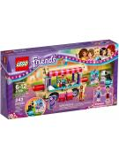 Конструктор LEGO Friends 41129 фургон с хот-догами